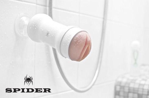 Spider-Masturbator