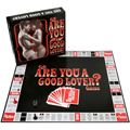 Are You A Good Lover Game 性愛棋